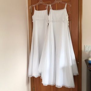 David's Bridal Dresses - Cute David's bridal flower girl dresses